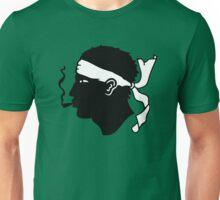 corse corsica fumeur Unisex T-Shirt