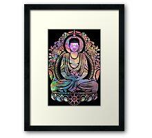 Cosmic Bodhi Framed Print