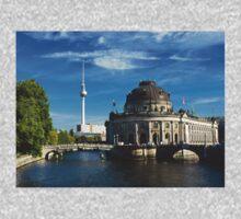 Bode Museum and Fernsehturm tower, Berlin Kids Clothes