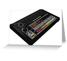 Roland TR-808 Greeting Card