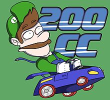 Mario Kart: 200 CC Forever by TheCatt