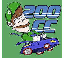 Mario Kart: 200 CC Forever Photographic Print