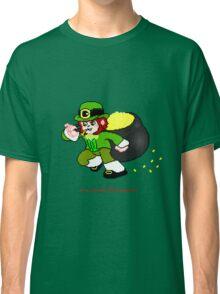 Pixel Leprechaun Classic T-Shirt