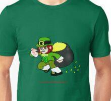 Pixel Leprechaun Unisex T-Shirt