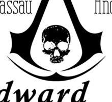 Rum Assassin's Creed Black Flag Sticker