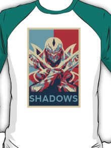 Zed - League of Legends - Master of Shadows T-Shirt