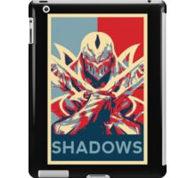 Zed - League of Legends - Master of Shadows iPad Case/Skin