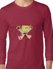8 Bit Buzz v1.0 Long Sleeve T-Shirt