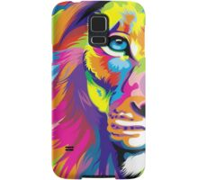 Colorful Lion Samsung Galaxy Case/Skin