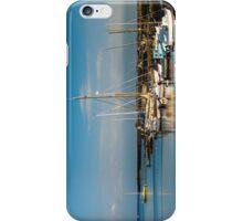 Boats (Île de Noirmoutiers - Vendée, France) iPhone Case/Skin