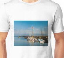 Boats (Île de Noirmoutiers - Vendée, France) Unisex T-Shirt