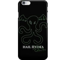 Hail Cthulhu! iPhone Case/Skin