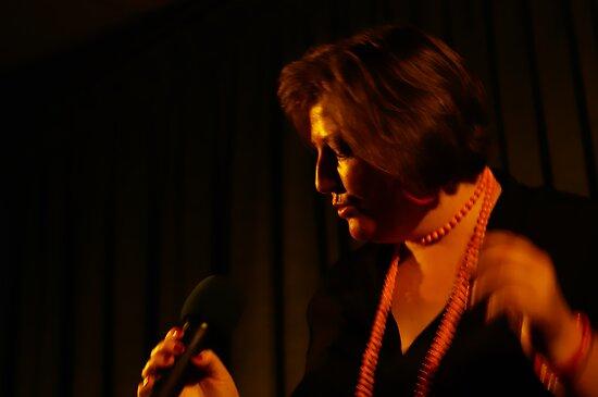 Annette Raison - orange light - mcu - side by tmac