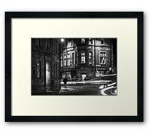 Candlemaker Row Framed Print