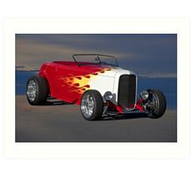 1932 Ford Roadster Art Print
