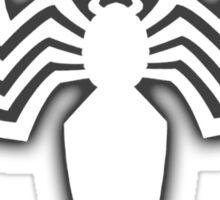 Spider-man Venom Sticker