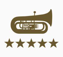 Tuba stars by Designzz