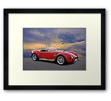 1965 Shelby Cobra 427 Framed Print