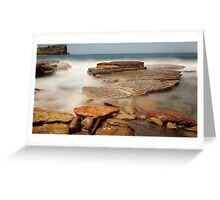 Avalon Beach Greeting Card