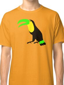 Colored toucan Classic T-Shirt
