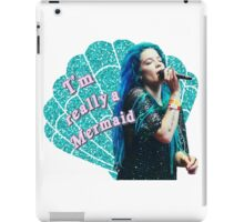 Halsey I'm Really A Mermaid iPad Case/Skin