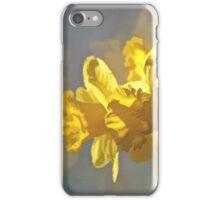 Morning Daffodils iPhone Case/Skin