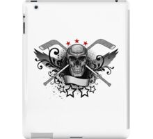 Hockey Skull iPad Case/Skin