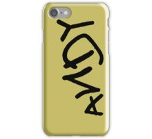 Andy - Toy Story iPhone Case/Skin