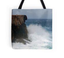 Wild Seas W.A Zuytdorp series Tote Bag