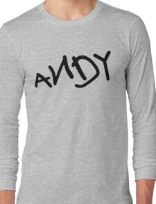 Andy - Toy Story Long Sleeve T-Shirt