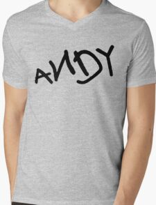 Andy - Toy Story Mens V-Neck T-Shirt