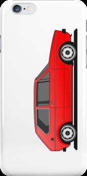 Mk1 - Red by Vee Dub Guy