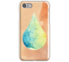 Water Droplet iPhone Case/Skin