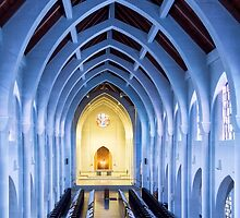 Arches and Altar by dbvirago