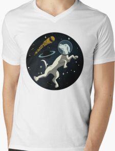 Space Race World Champion 1957 - Brag free Mens V-Neck T-Shirt