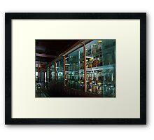 Herb Shop Framed Print