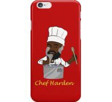 Chef Harden iPhone Case/Skin