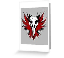 Infamous Second Son - Delsin Evil Karma  Greeting Card