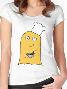 Limpet Dah Women's Fitted Scoop T-Shirt