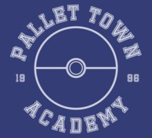 Pokemon - Pallet Town Academy by TheBlueOwl