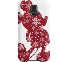 Christmas Mickey Samsung Galaxy Case/Skin