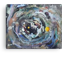 Psychedelic Space 1 Canvas Print