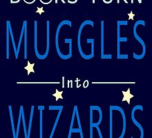 Books Addicted - Books Turn Muggles Into Wizzards by TylerMellark