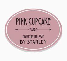 Pink Cupcake Kids Clothes