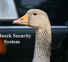 Redneck Security System by CherylAdams