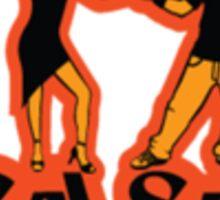 Salsa With Attitude Sticker