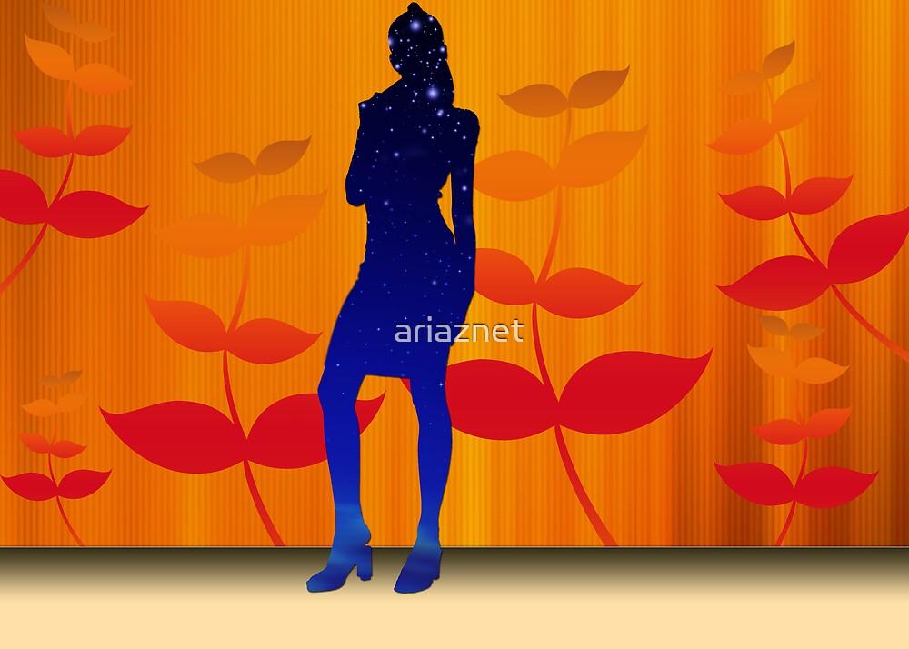 Girl by ariaznet