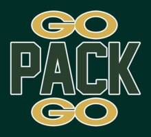GO PACK GO by fancitytees