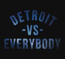 Detroit VS Everybody Nebula T-Shirt