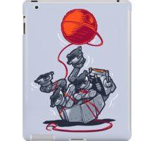 Cat-At Loves Yarn! iPad Case/Skin